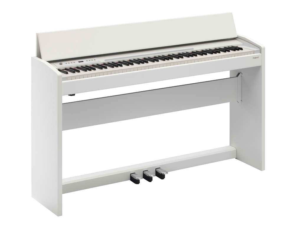 Roland F-120-WH цифровое пианино