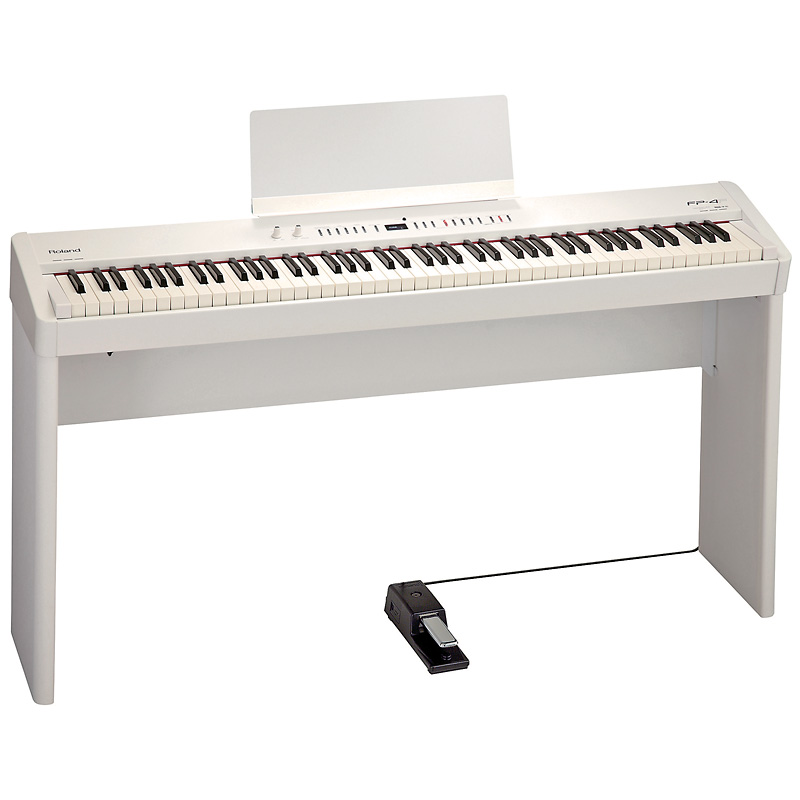 Пианино цифровое ROLAND FP-4F WH
